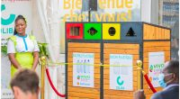 IVORY COAST: The start-up Coliba will manage Vivo Energy's plastic waste ©Vivo Energy