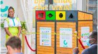 COTE D'IVOIRE : la start-up Coliba va gérer les déchets plastiques de Vivo Energy©Vivo Energy