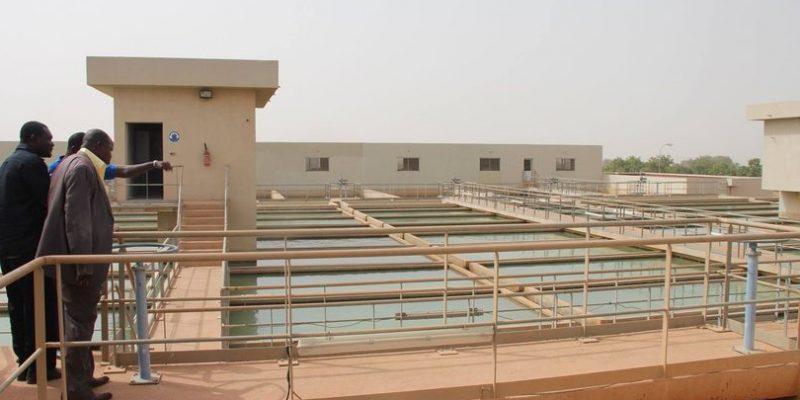TCHAD : l'AAE renforce les capacités en matière d'eau et d'assainissement dans 4 villes©STE