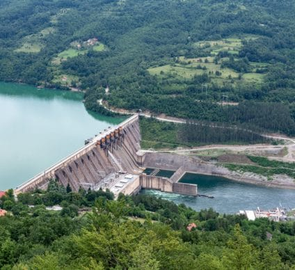 IVORY COAST: EAIF lends €25m for the Singrobo hydroelectric dam (44 MW)© Victority/Shutterstock
