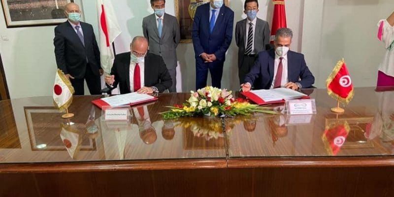 TUNISIA: JICA lends €250m for the construction of the Sfax desalination plant© Mohamed Raouafi