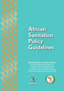 AFRICA: Amcow Proposes Guidelines for Sanitation Policy Development©Amcow