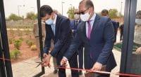 MAROC : une ligne de production de bornes de recharge pour VE inaugurée à Benguerir© Iresen