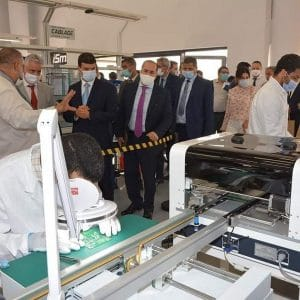 MOROCCO: a production line for EV charging stations inaugurated in Benguerir