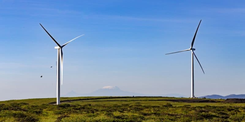 KENYA: Kipeto Wind Farm (100 MW) Starts Commercial Operations© Kipeto Energy