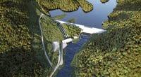 GABON: Meridiam and GPC complete the financing of the Kinguélé Aval dam (35 MW) © Meridiam
