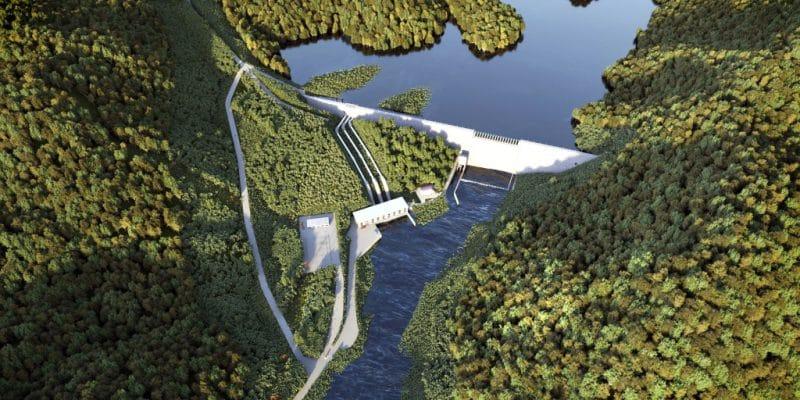 GABON : Meridiam et GPC bouclent le financement du barrage de Kinguélé Aval (35 MW)© Meridiam