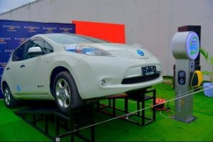 """Yacine Fylla: """"Our vocation is to democratise electric vehicles in the DRC"""""""
