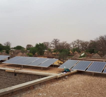 AFRICA: MyJouleBox raises €3m to deploy solar off-grid in 4 countries © Aress