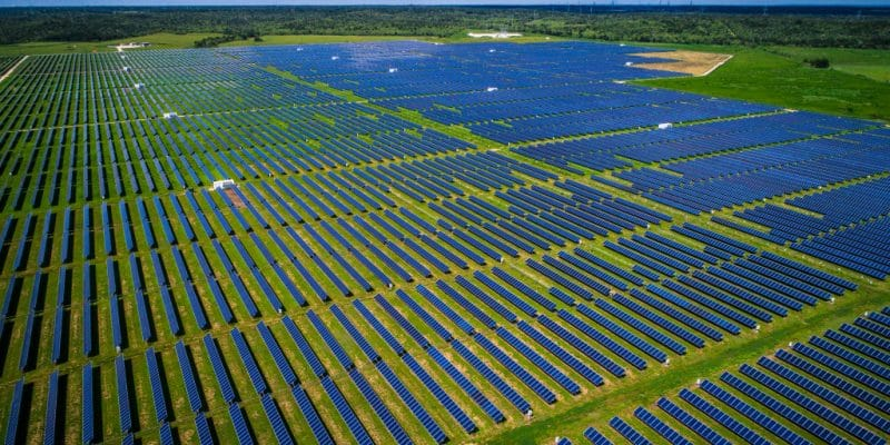MALI: French Legendre signs a PPP for its Fana solar power plant (50 MWp) © Roschetzky Photography/Shutterstock