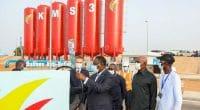 SENEGAL: The third drinking water plant in Keur Momar Sarr is finally operational ©Presidency of the Republic of Senegal