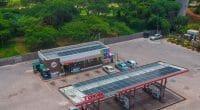 ZIMBABWE : DPA va exploiter l'énergie solaire pour 15 stations-service de Total © DPA