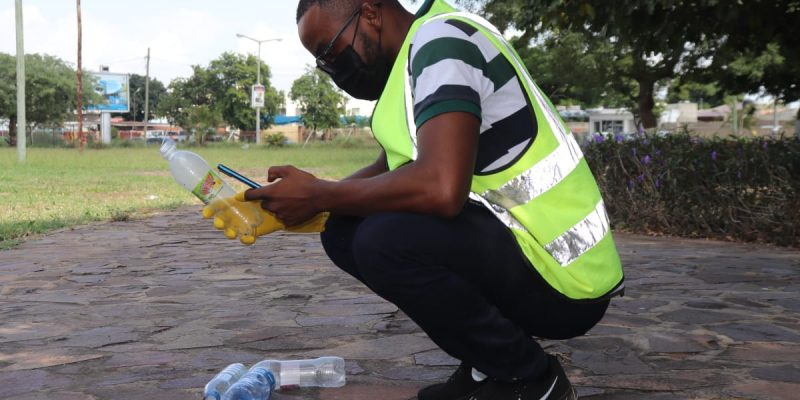 AFRIQUE : unwaste.io lance «Wastebase» pour la collecte de données sur le plastique©la Coopérative environnementale Repensar