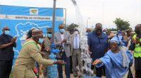 COTE D'IVOIRE: 7 unités compactes fournissent de l'eau à Sassandra, Guémon et Cavally©Ministère ivoirien de l'Hydraulique