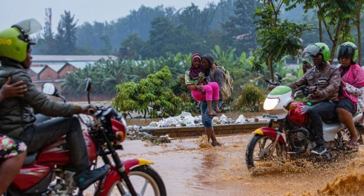 RWANDA: Parliament approves €6 million from NDF for flood control in Kigali