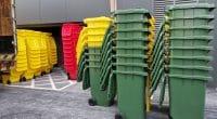 GABON: Installing waste bins in households to clean up Libreville ©SimpleBen.CNX/Shutterstock
