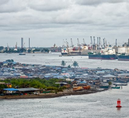 NIGERIA : Eco-hydrology to preserve water resources©Fela Sanu/Shutterstock
