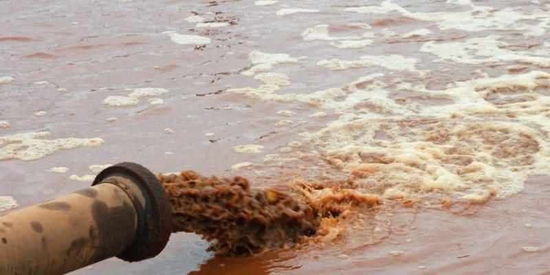 ÉGYPTE : un réseau pour surveiller la pollution de l'eau par les déchets industriels ©WvdMPhotography/Shutterstock