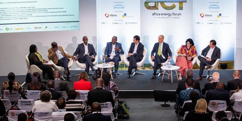 AFRIQUE : AEF, le Forum africain de l'énergie, accélère sur le digital et les EnR