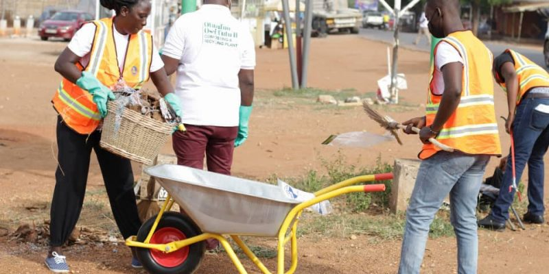 GHANA: in Ashanti, a new project for sanitation and reforestation©Zoomlion