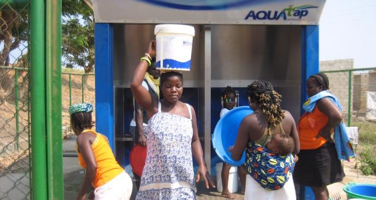 DRC: Quest Water to supply 500 water purification and desalination systems©Quest Water Solutions
