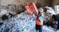 NIGERIA: Wecyclers to recycle plastic waste from Nigerian Breweries©Wecyclers