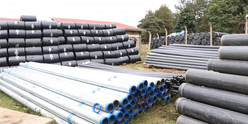 KENYA: 8,000 tanks and pipes improve drinking water supply in Meru©The County Government of Meru