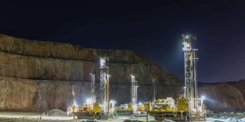 ÉGYPTE : le chinois Sungrow va stocker l'énergie solaire pour la mine de Sukari© Sungrow/Shutterstock