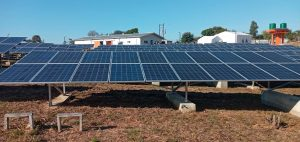MOZAMBIQUE: a 200 kWp solar mini-grid supplies 400 households in Matchedje