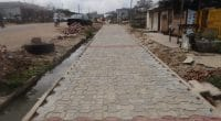COTE D'IVOIRE : Manage & Paste transforme les déchets plastiques en pavés à Yopougon©Mairie de Yopougon