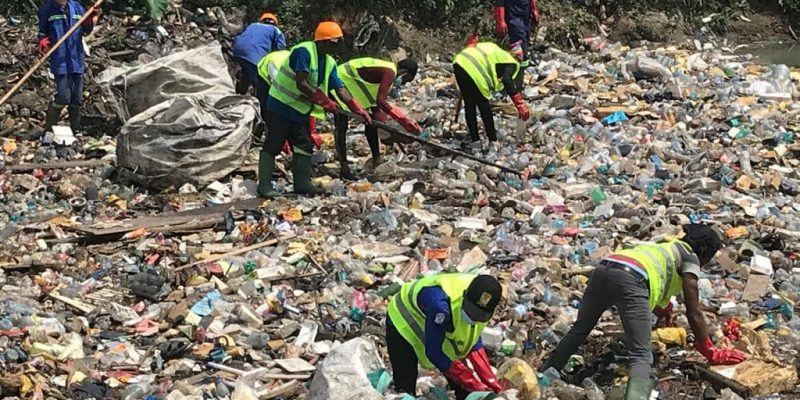 CAMEROON: SABC initiative to collect 1,441 tonnes of plastic waste©Red-Plast