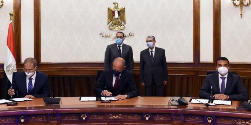 ÉGYPTE : l'allemand Siemens signe avec EEHC pour la production de l'hydrogène vert © Siemens