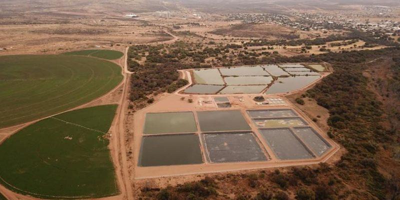 AFRIQUE DU SUD: la station d'épuration de Prieska reprend du service dans le Cap-Nord©Gouvernement provincial du Cap-Nord
