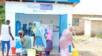 KENYA: Boreal inaugurates a new solar-powered water desalination system©Boreal