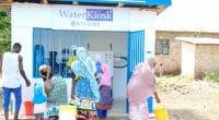 KENYA : Boreal inaugure un nouveau système de dessalement de l'eau à l'énergie solaire©Boreal