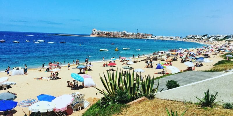 """MOROCCO: Bouznika labelled """"clean beach"""" for its eco-responsible approach©YASTAJ/Shutterstock"""