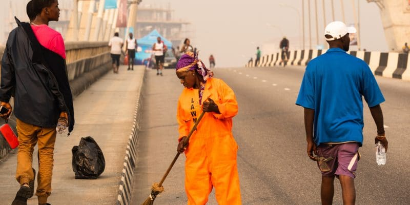 NIGERIA : FCMB ouvre une ligne de crédit de 9,7 M$ pour la gestion des déchets à Lagos©Shutterranger/Shutterstock