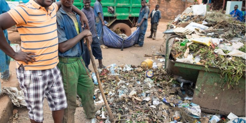 RWANDA: Waste to Resources, an initiative to valorise waste in Kigali©The Road Provides/Shutterstock