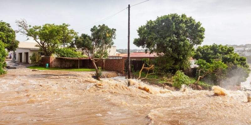 AFRICA: Floods will displace 2.7 million people by 2050©David Steele/Shutterstock