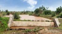 BURKINA FASO: Work begins on the Niangdo irrigation dam©S Nilofar/Shutterstock