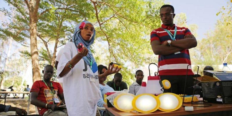 AFRIQUE : baobab + lève 10M€ pour ses systèmes solaires domestiques et le digital.© Baobab+ Sénégal