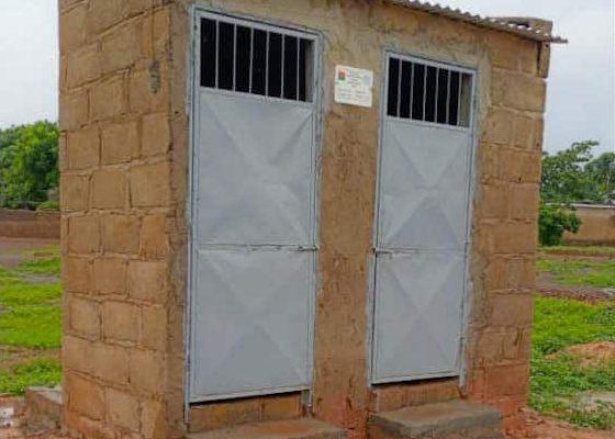 BURKINA FASO: 600 latrines improve hygiene in the Boucle du Mouhoun©Burkina Faso Ministry of Water and Sanitation