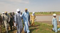 CHAD: The Kariari dam will be exploited to supply drinking water to Amdjarass©Ministry of Urban and Rural Hydraulics in CHAD