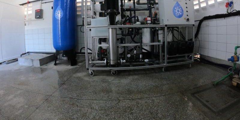 KENYA : un système de dessalement de l'eau à l'énergie solaire approvisionnera Bubisa©Boreal