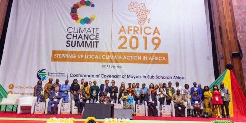 AFRICA: On September 15, the Climate Chance 2021 Summit will prepare the COP26© Johann van Dalen/Shutterstock