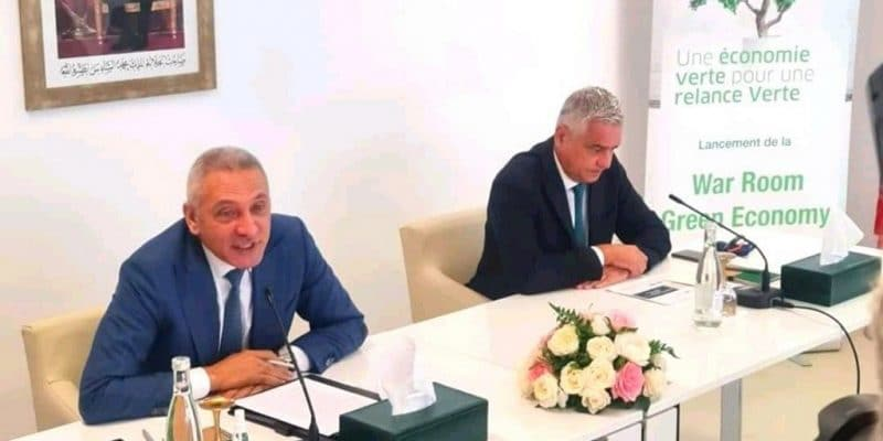 """MOROCCO: a """"War Room"""" to promote the green economy © Government of Morocco"""