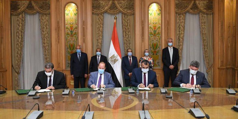 ÉGYPTE : ReNergy incinérera les déchets solides pour produire l'électricité à Gizeh ©Ministère égyptien de l'Environnement