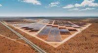 AFRIQUE DU SUD : la centrale solaire Greefspan II entre en service commercial © GRS