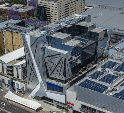 SOUTH AFRICA: 40 Redefine buildings certified Green Star EBP, a first ©GBCSA