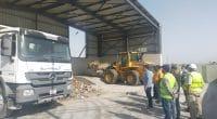 ÉGYPTE : deux stations de transit de déchets solides inaugurées à Assiout©Ministère égyptien de l'Environnement